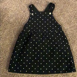 H&M polka dot jumper dress